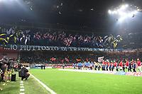 coreografia tifosi Inter Inter Supporters <br /> Milano 27-12-2017 Stadio Giuseppe Meazza in San Siro Calcio Coppa Italia Milan - Inter foto Image Sport/Insidefoto