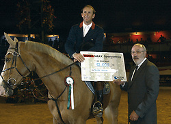 Prizegiving<br /> CSI-A Monaco 2002<br /> Photo © Dirk Caremans