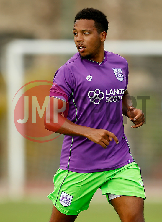 Korey Smith of Bristol City - Mandatory by-line: Matt McNulty/JMP - 22/07/2017 - FOOTBALL - Tenerife Top Training - Costa Adeje, Tenerife - Bristol City v Atletico Union Guimar  - Pre-Season Friendly