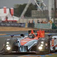 #009, Aston Martin AMR-One, Aston Martin Racing, Drivers: Primat, Meyrick, Fernandez, P1, Thursday qualifying, Le Mans 24H, 2011