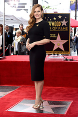 Los Angeles - Amy Adams Gets Star On Hollywood Walk Of Fame - 11 Jan 2017