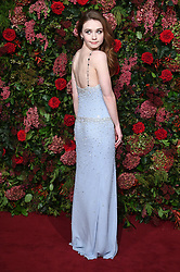 Jessica Barden attending the Evening Standard Theatre Awards 2018 at the Theatre Royal, Drury Lane in Covent Garden, London. Restrictions: Editorial Use Only. Photo credit should read: Doug Peters/EMPICS