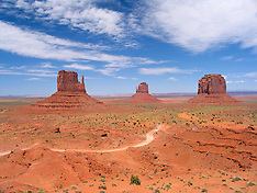 Monument-Valley-Goosenecks-State-Park-Stock-Photos