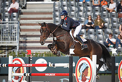 Mendoza Jessica, (GBR), Spirit T <br /> First Round<br /> Furusiyya FEI Nations Cup Jumping Final - Barcelona 2015<br /> © Dirk Caremans<br /> 24/09/15