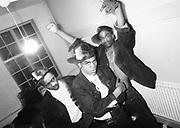 MC Duke and East London Posse, Brixton Fridge, London, UK, 1987