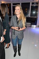 GEORGIE THOMPSON (Lady Ainslie) at the London premier of Being AP held at Altitude 360, Millbank Tower, 30 Millbank, London on 23rd November 2015.