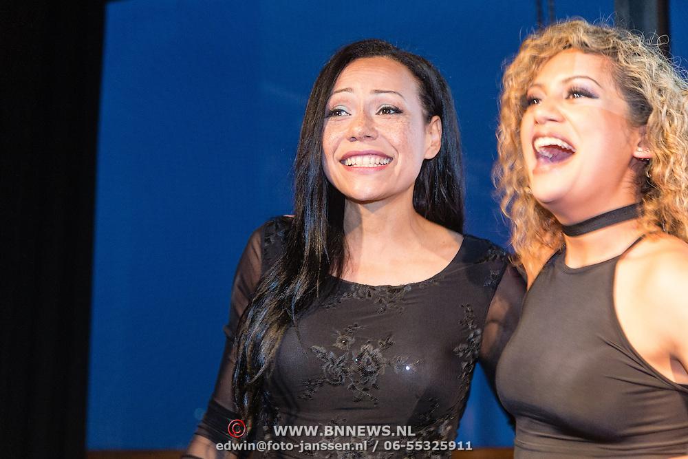 NLD/Amsterdam/20160601 - Uitreiking Porna Awards 2016, 2de winnares Laura Ternillo Best Felemal Sex actrice