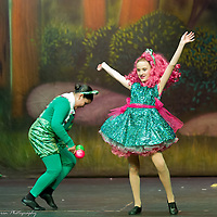 Cecil Dance Junior Troupe<br /> Thumbelina Final Dress Rehearsal - First Show