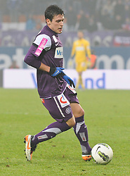 23.10.2011, Generali Arena, Wien, AUT, 1. FBL, Wiener Derby FK Austria Wien vs SK Rapid Wien, im Bild Zlatko Junuzovic, (FK Austria Wien, #16) // during the vienna derby FK Austria Wien vs SK Rapid Wien, Generali Arena, Vienna, 2011-10-23, EXPA Pictures © 2011, PhotoCredit: EXPA/ M. Gruber