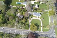 Aerial 6 Woods Lane, East Hampton, NY