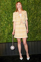 Suki Waterhouse is seen attending the CHANEL Tribeca Film Festival Artists Dinner at Balthazar in New York City. 23 Apr 2018 Pictured: Suki Waterhouse. Photo credit: Nancy Rivera/Bauergriffin.com / MEGA TheMegaAgency.com +1 888 505 6342
