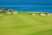 Puerto Los Cabos Golf Course, during the morning.