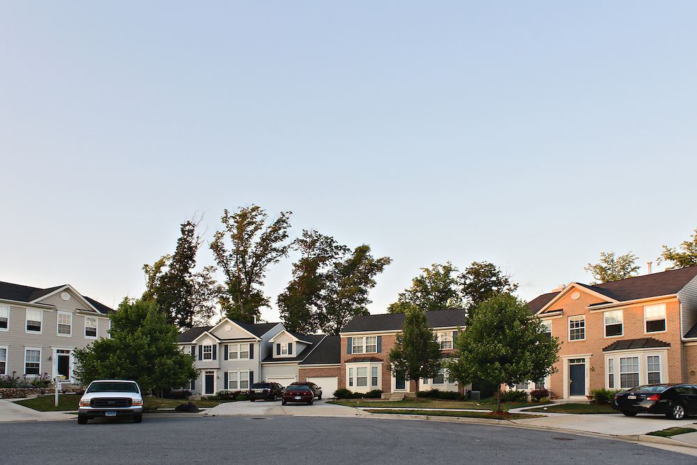Townhouses, Owings Mills, Maryland