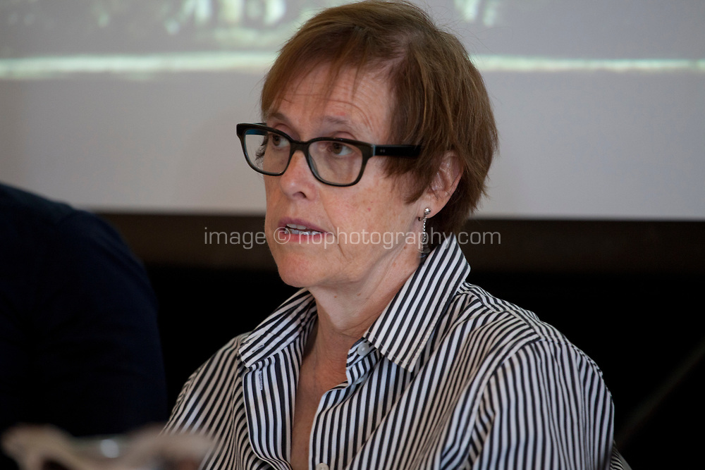 Executive Producer Bernie Caulfield, at the 'The Game Of Thrones Effect' Panel Discussion at the Galway Film Fleadh, The Galmont Hotel, Galway, Ireland. Saturday 14th July 2018