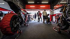 2015 Barcelona JEG Racing Chris Cotton Russell