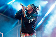 Rapper Future performs on March 12, 2016, in New Orleans, LA.
