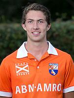 BLOEMENDAAL - Max Vergnes, HC Bloemendaal , seizoen 2012-2013. COPYRIGHT KOEN SUYK