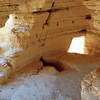 Qumran Dead Sea Scroll Caves