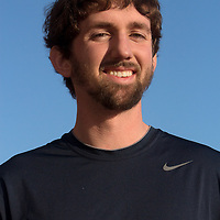 "Bill Flythe is running his fourth half marathon on March 16th. Flythe, an avid runner says ""it's always good to set a goal and this was mine."" (Jason A. Frizzelle)"