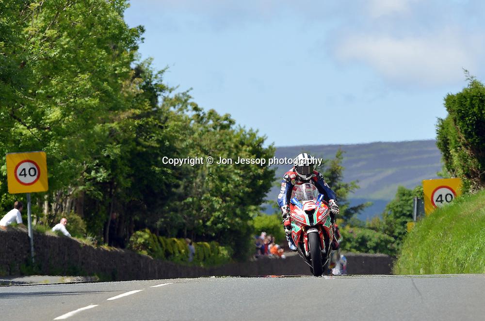 #6 Michael Dunlop BMW MD Racing