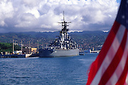 USS Missouri, Pearl Harbor, Oahu, Hawaii<br />
