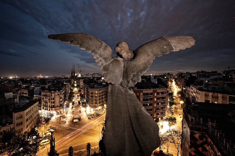 Barcelona, Spain,2009<br />