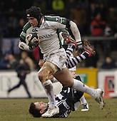 London Irish v Bristol Shoguns. 12-3-2006. Season 2005-2006