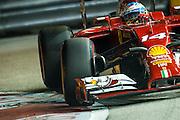 September 18-21, 2014 : Singapore Formula One Grand Prix - Fernando Alonso (SPA), Ferrari