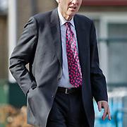 NLD/Laren/20100419 - Ex minister Pieter Winsemius in Laren