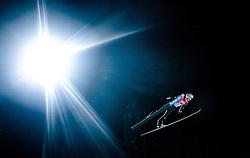 05.01.2016, Paul Ausserleitner Schanze, Bischofshofen, AUT, FIS Weltcup Ski Sprung, Vierschanzentournee, Qualifikation, im Bild Ronan Lamy Chappuis (FRA) // Ronan Lamy Chappuis of France during his Qualification Jump for the Four Hills Tournament of FIS Ski Jumping World Cup at the Paul Ausserleitner Schanze, Bischofshofen, Austria on 2016/01/05. EXPA Pictures © 2016, PhotoCredit: EXPA/ JFK