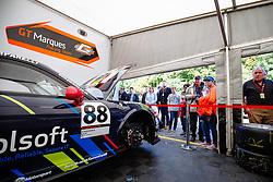 Dino Zamparelli | GT Marques | #88 Porsche 911 GT3 Cup | Porsche Carrera Cup GB | Race 2 - Rogan Thomson/JMP - 02/10/2016 - MOTORSPORT - Brands Hatch GP Circuit - Longfield, England - BTCC Season Finale.
