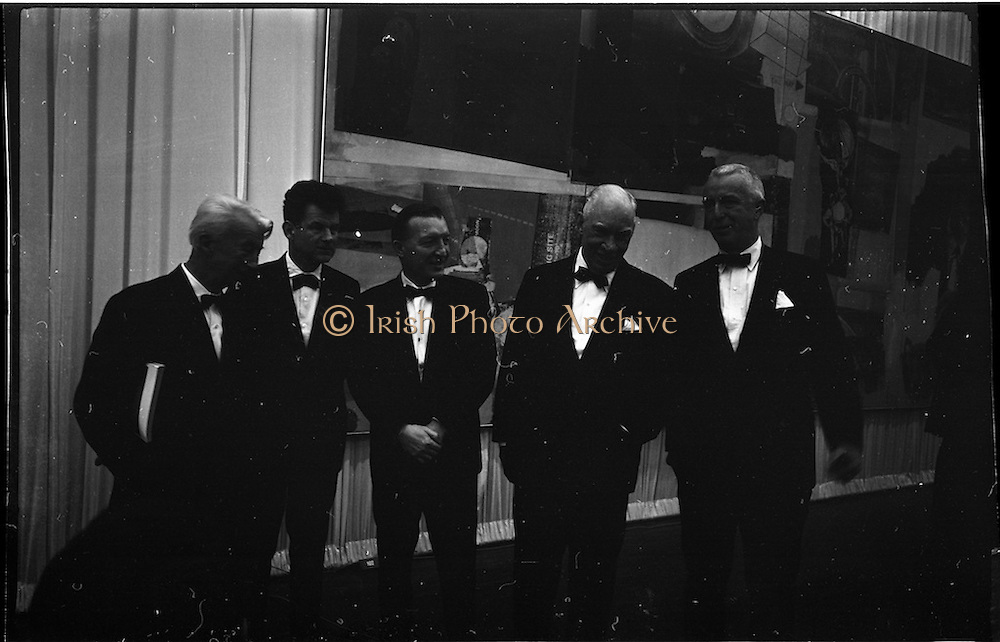 12/11/1967<br /> 11/12/1967<br /> 12 November 1967<br /> Offical opening of ROSC art exhibition at the R.D.S.
