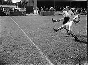 29/06/1952<br /> 06/29/1952<br /> 29 June 1952<br /> Football - Soccer Referees XI vs. Bray United, Bray Co. Wicklow.