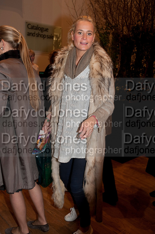 KALITA AL SWAIDI, Opening of David Hockney ' A Bigger Picture' Royal Academy. Piccadilly. London. 17 January 2012