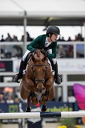 Pender Michael, Z Seven Canya Dance<br /> FEI World Breeding Jumping Championships for Young horses - Lanaken 2016<br /> © Hippo Foto - Dirk Caremans<br /> 18/09/16