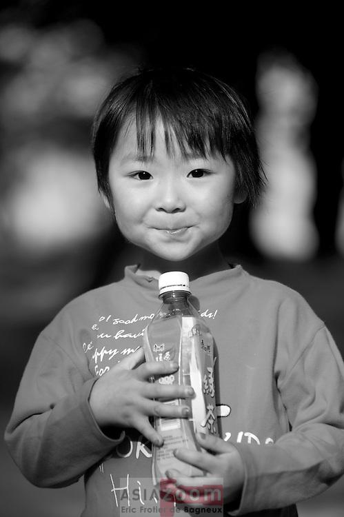 Portrait a Lanzhou en Chine