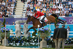 Estermann Paul (SUI) - Castlefield Eclipse<br /> Olympic Games London 2012<br /> © Dirk Caremans