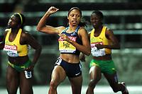 Friidrett , 21. august 2009 , VM Berlin ,  <br /> Vinner av 200 meter , Allyson Felix , USA