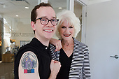 Diane Rehm Superfan Tatoo