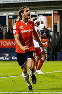 Luton Town v Swindon Town 120814