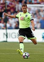 Football - 2016 / 2017 Premier League - West Ham United vs. AFC Bournemouth<br /> <br /> Bournemouth's Simon Francis at The London Stadium.<br /> <br /> COLORSPORT/DANIEL BEARHAM