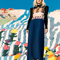 Katie Leishman Rees, Jason Tidwell, Salvation Mountain, women's fashion