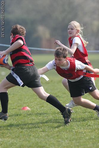 Saracens Foundation Tag Festival at Old Merchant Taylors