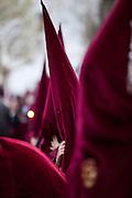 """The procession of the """"Favores"""", Granada"""