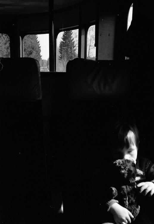Åka tåg
