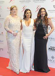 The Global Gift Gala Red Carpet, Wednesday 17th May 2017<br /> <br /> Eva Longoria Baston arrives on the red carpet with Maria Bravo<br /> <br /> The Global Gift Gala is a unique international initiative from the Global Gift Foundation, a charity founded by Maria Bravo that is dedicated to philanthropic events worldwide; to help raise funds and make a difference towards children and women across the globe.<br /> <br /> Charities benefiting from the 2017 Edinburgh Global Gift Gala include the  Eva Longoria Foundation, which aims to improve education and provide entrepreneurial opportunities for young women;  Place2Be which provides emotional and therapeutic services in primary and secondary schools, building children's resilience through talking, creative work and play; and the Global Gift Foundation with the opening of their first &lsquo;CASA GLOBAL GIFT&rsquo;, providing medical treatments and therapy for children affected by rare disease.<br /> <br /> (c) Aimee Todd   Edinburgh Elite media
