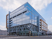 District of Columbia Corporate exterior image of Sayers and Associates offices by architectural photographer Jeffrey Sauers of Commercial Photographics