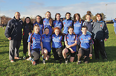 Girls Rugby 7's Blitz Westport Nov 2014