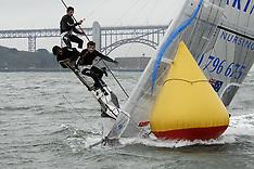 2008 18 FOOT SKIFF REGATTA - SAN FRANCISCO - USA