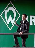 FUSSBALL    1. BUNDESLIGA    SAISON 2012/2013     Pressekonferenz SV Werder Bremen am 27.12.2012  Thomas Eichin (neuer Geschaeftsfuehrer Sport, SV Werder Bremen)